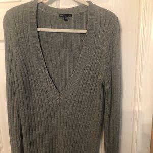 GAP gray Sweater medium